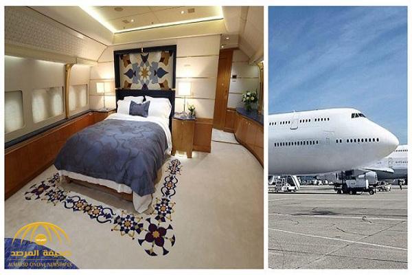 بشكل مفاجئ.. أمير قطر يعرض طائرته للبيع.. شاهدها من الداخل.. وكم يبلغ سعرها؟!