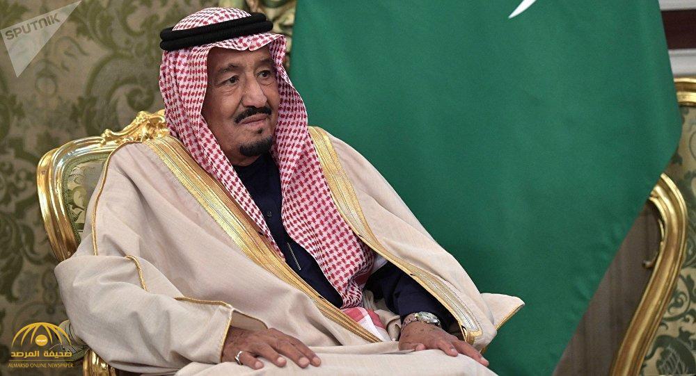 صورة عمرها 65 عامًا.. شاهد لقطة نادرة للملكين سلمان وفهد أثناء تولي الملك سعود الحكم