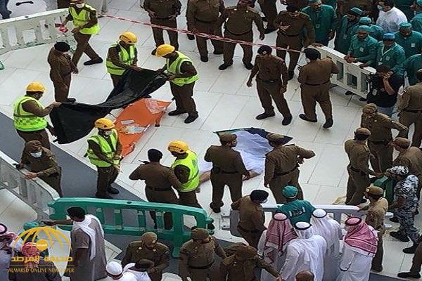 """بعثة الحج العراقية تكشف عن هوية الحاج المنتحر بالحرم .. وتؤكد : """"هذا ما حدث له قبل قدومه للمملكة"""""""