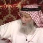 """مغردون يتداولون فيديو للشاعر الراحل """"حجاب بن نحيت"""" يوصي فيه بطريقة دفنه"""