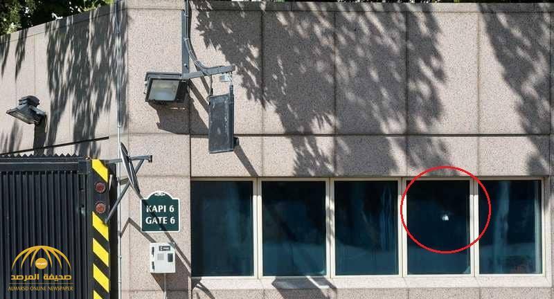 تفاصيل مثيرة عن إطلاق النار على السفارة الأميركية بأنقرة