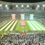 كشف تفاصيل نقل المسابقات السعودية الكروية