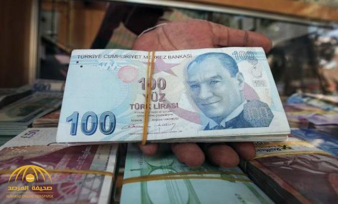 هبوط مدوي لليرة التركية .. وفقدان نحو 40 بالمئة من قيمتها