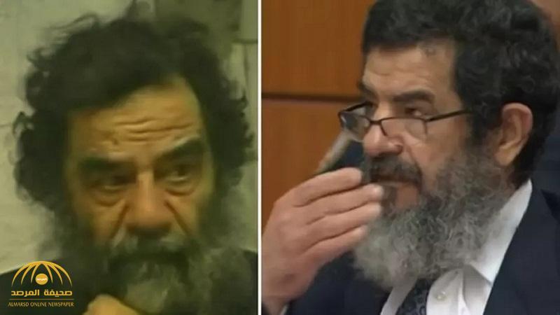 أدين بجريمة شرف .. شاهد : الحكم بإعدام شبيه صدام حسين في أميركا.. هذا ما فعله مع زوج ابنته وصديقتها