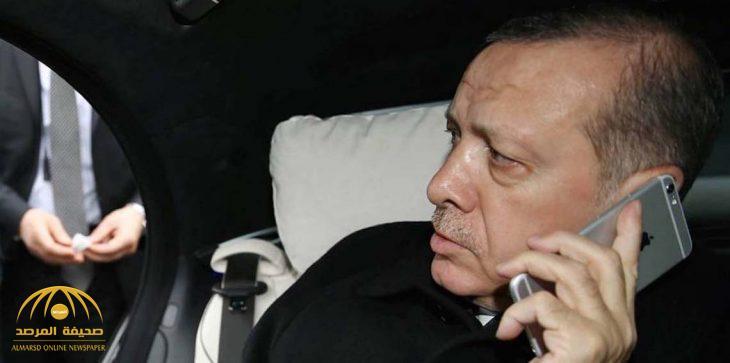 """دعوة أردوغان لمقاطعة """"آيفون"""" الأمريكية تصطدم بأمرِ غير متوقع"""