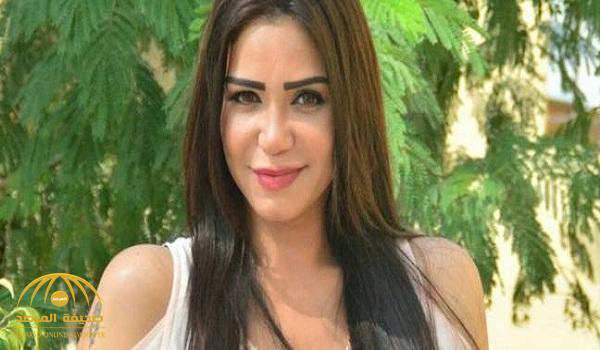 بعد إنقلاب سيارتها 18 مرة .. شاهد أول صورة للفنانة إيناس عز الدين من المستشفى