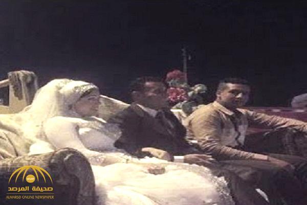 شاهد .. أغرب وسائل الزفاف في مصر ! – فيديو