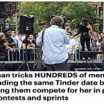 """شاهد .. فتاة أمريكية تواعد مئات الشباب على """"لقاء غرامي"""" .. وهذه الصدمة كانت تنتظرهم"""