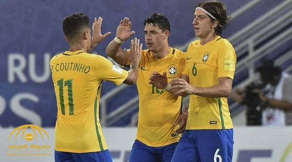تسريب اتفاق صانع ألعاب البرازيل مع النصر – صورة