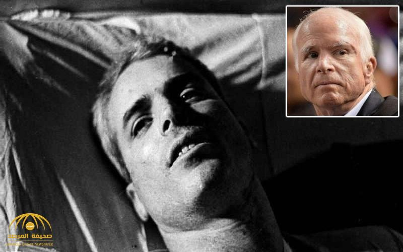 """أسقطت طائرته في فيتنام وكان أسير حرب 5 سنوات .. 8 حقائق عن الراحل """"جون ماكين"""""""