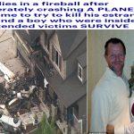 بعد مشادة كلامية.. سرق طائرة لينتقم من زوجته بطريقة انتحارية – فيديو وصور