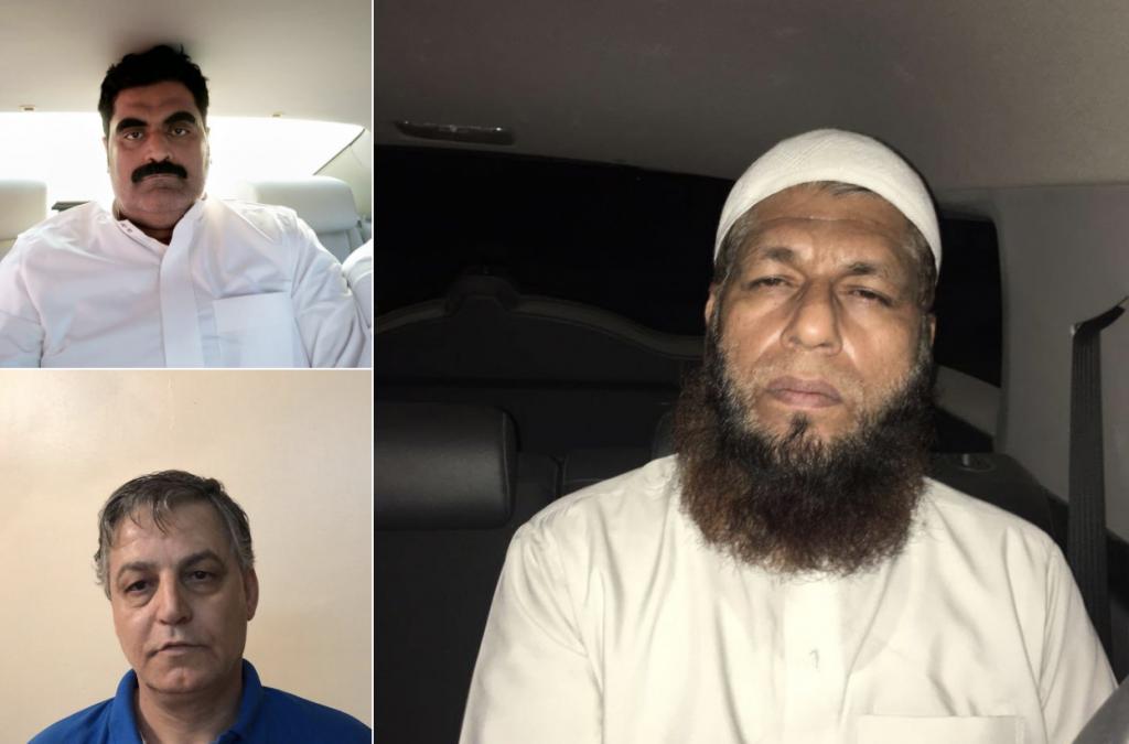 بالصور: شرطة الرياض تلقي القبض على مواطن ومقيمين قدما هدايا لإعلامية خليجية بوصفها من جهات رسمية
