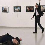 """شاهد صور جديدة للشرطي التركي قاتل السفير الروسي تكشف مفاجأة """"يوم الاغتيال""""!"""