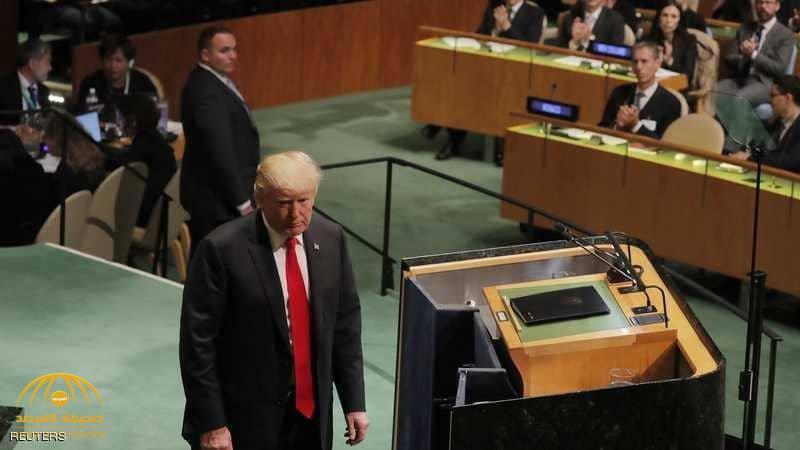 """واقعة """"غير مسبوقة"""" لرئيس أمريكي.. هكذا كسر ترامب تقليدا عمره عقود.. وهذا ما لجأت إليه رئيسة دورة الأمم المتحدة"""