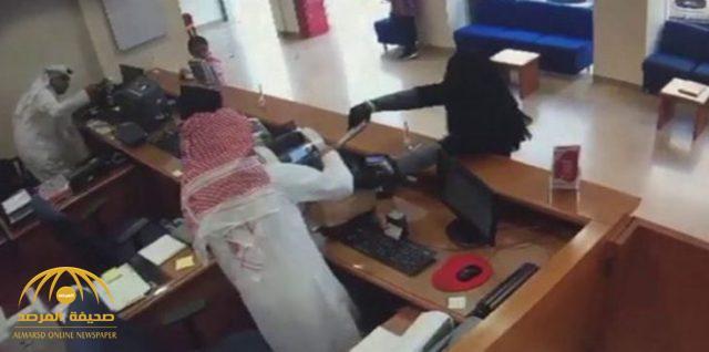 """حيلة ذكية لجأ إليها الوافد الأردني للسطو على بنك """"الخليج"""" في الكويت.. ومعلومة مسربة شجعته على فعلته!"""