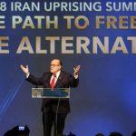 مسؤول أمريكي يشن هجوماً عنيفاً على النظام  الإيراني: يدّعون أنهم رجال دين وهم مجموعة قتلة ولا بد من إسقاطهم
