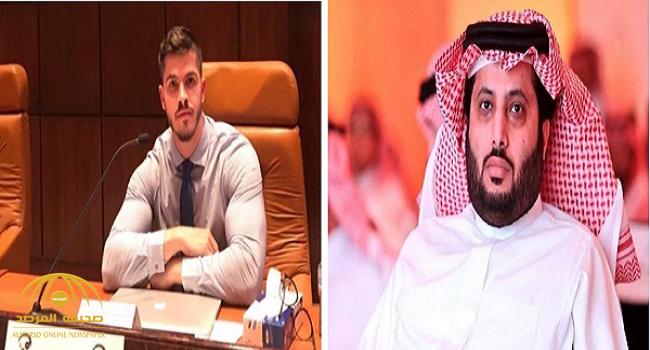 """قرار عاجل من """"تركي آل الشيخ"""" حول تعيين لبناني في الاتحاد السعودي"""