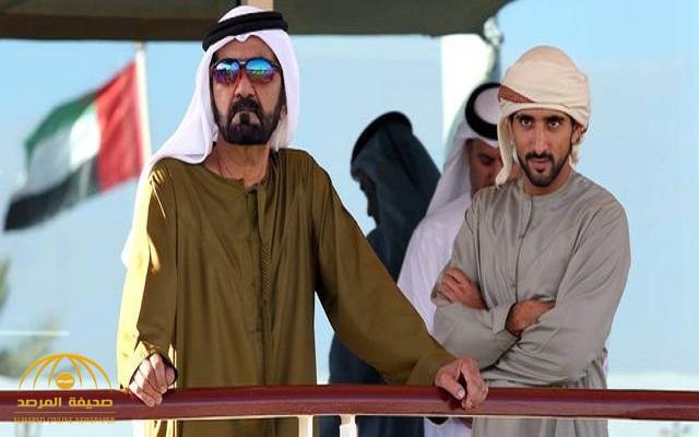 """شاهد بالصور: الشيخ محمد بن راشد ونجله """"فزاع"""" في رحلة إلى مقاطعة يوركشاير الإنجليزية"""