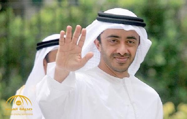 تغريدة للشيخ عبدالله بن زايد تثير إعجاب السعوديين!