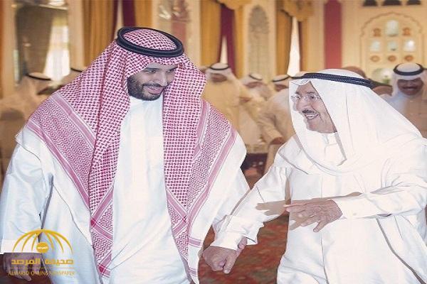 هل لزيارة الأمير محمد بن سلمان للكويت علاقة بأزمة قطر؟