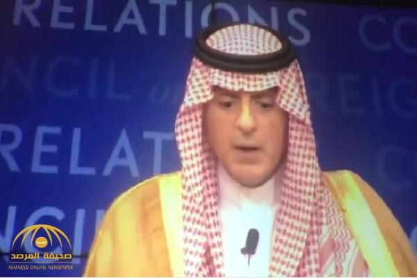 بالفيديو.. الجبير: يمكننا مقاطعة قطر 15 سنة قادمة.. لسنا في عجل!