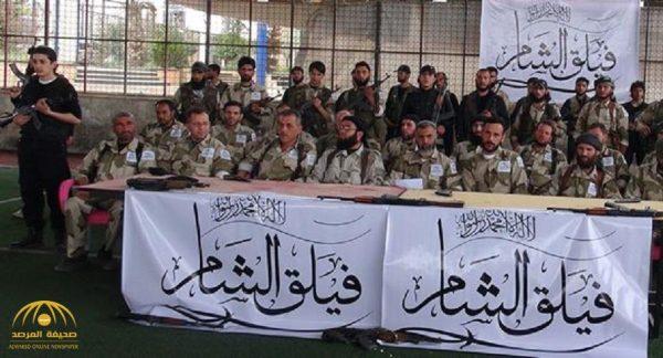 ثاني أقوى فصيل مسلح  في سوريا  يعلن استسلامه ويسلم أسلحته الثقيلة وينسحب من إدلب!