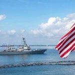 """أمريكا تهدد روسيا بـ""""حصار بحري"""""""