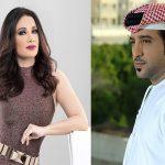 """ماذا قالت الفنانة """"ديانا حداد"""" عن """" عيضة المنهالي"""" بعد القبض عليه في المغرب برفقة 32 فتاة!"""