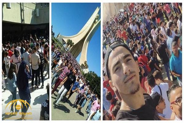 شاهد: شاب جزائري يدعو متابعيه لحضور عيد ميلاده.. فكانت المفاجأة غير متوقعة!