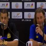 الخطة نجحت.. كارينيو يكشف عن سر فوز النصر بثلاثية على القادسية -فيديو