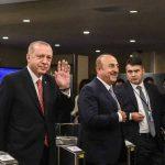 أردوغان يترك مقعده خلال كلمة ترامب.. وتوضيح تركي