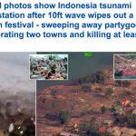 شاهد صور  تظهر حجم الخراب في إندونيسيا بعد التسونامي والزلزال المدمر!