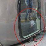 """صورة """"غريبة"""" بعد حادث مروري في إسطنبول .. """"الجميع وقف أمامها مذهولاً"""" !"""