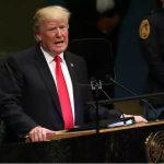 """ترامب يهاجم إيران داخل الأمم المتحدة ويصفها بالديكتاتورية """"الفاسدة"""" ويتوعد بفرض المزيد من العقوبات"""