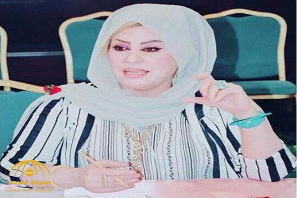 """شاهد فيديو .. لحظة اغتيال الناشطة العراقية """"سعاد العلي"""" برصاصة في الرأس وسط البصرة!"""
