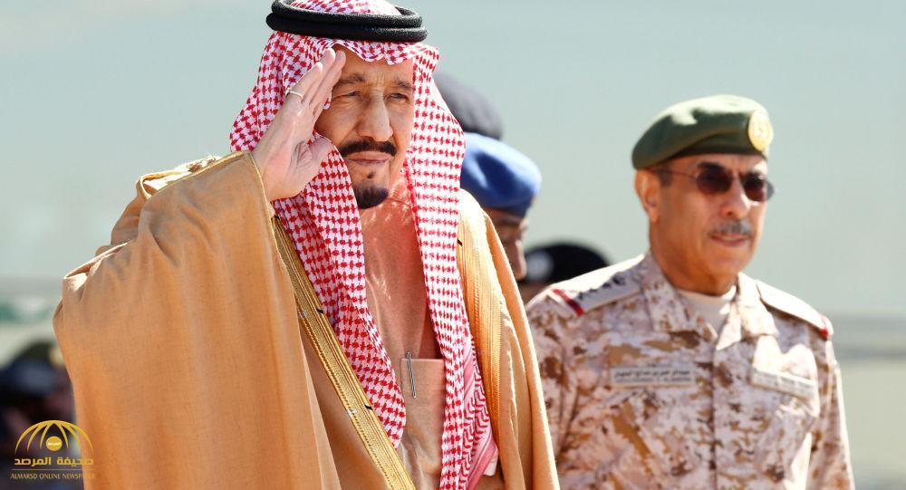 شاهد.. الملك سلمان يمارس هوايته المفضلة (صورة)