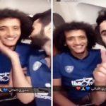 بالفيديو.. بماذا برر عمر خربين تصرفه مع عموري؟!