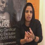 """شاهد..  """"فاطمة النعيمي""""  أول مدربة ملاكمة سعودية تكشف سر تزايد إقبال الفتيات على ممارسة هذا النوع من الرياضة!"""