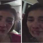 فيديو: فنانة شهيرة تنشر مقطع وهي تبكي بعد ضرب زوجها لها… شاهدوا ما فعله بوجهها!