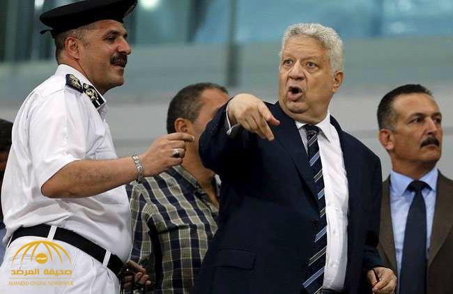 """الاتحاد الإفريقي لكرة القدم يفرض عقوبة """"قاسية مزدوجة"""" ضد مرتضى منصور!"""