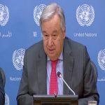 أول تعليق من الأمم المتحدة حول سبب توقيع مبادرة مع الحوثي! -فيديو