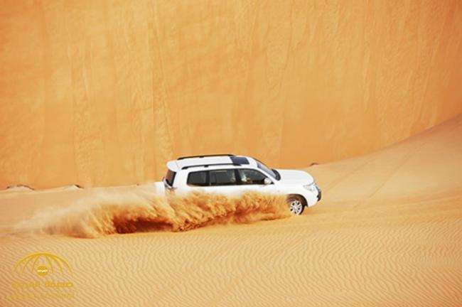 """استدرجا الضحية وأحدهما مارس """"اللواط"""" معه بالقوة .. جريمة قتل بشعة في صحراء دبي .. والكشف عن تفاصيلها"""