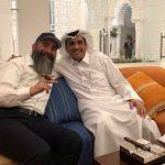 """صورة مسربة تكشف """"أين وصلت العلاقات الدافئة بين قطر وإسرائيل؟"""" .. وهكذا علق النشطاء"""