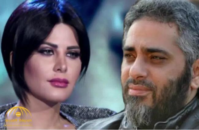 """بالفيديو .. """"شمس"""" الكويتية تتهم فضل شاكر بتهديدها بالقتل: """"سأقسمك نصفين .. نصف في بيروت والآخر بالغربية"""""""