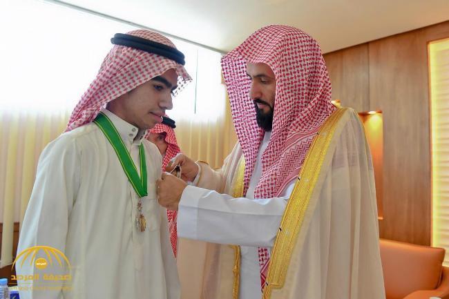 """أمر ملكي بمنح القاضي """"الجيراني"""" وسام الملك عبدالعزيز من الدرجة الأولى – صور"""