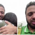 """""""المريسل"""" يستغل ابنته في فيديو لخداع """"غانم الدوسري"""" ويواجه انتقادات لاذعة من نشطاء التواصل!"""