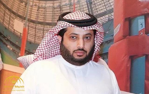 """تركي آل الشيخ: ما فعله لاعب المنتخب ونادي الشباب """"هتان"""" لن يمر مرور الكرام! -فيديو"""
