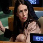 """رئيسة نيوزيلندا تكشف سبب ضحك قادة العالم على """"ترامب"""" أثناء خطابه في اجتماع الأمم المتحدة!"""