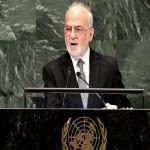في كلمته أمام الأمم المتحدة..  وزير خارجية العراق ينسب مقولة لحاكم سابق.. ويثير استغراب المؤرخين!- فيديو