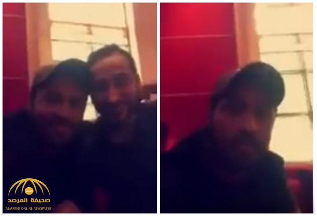 """شاهد .. رئيس الهلال """"محمد بن فيصل"""" : يظهر في مقطع فيديو جديد ويهدد بتكسير رؤوس """"الدنيا"""" !"""